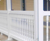 vinyl railing & fences